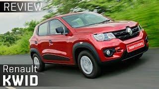 Renault Kwid :: Review Video :: ZigWheels