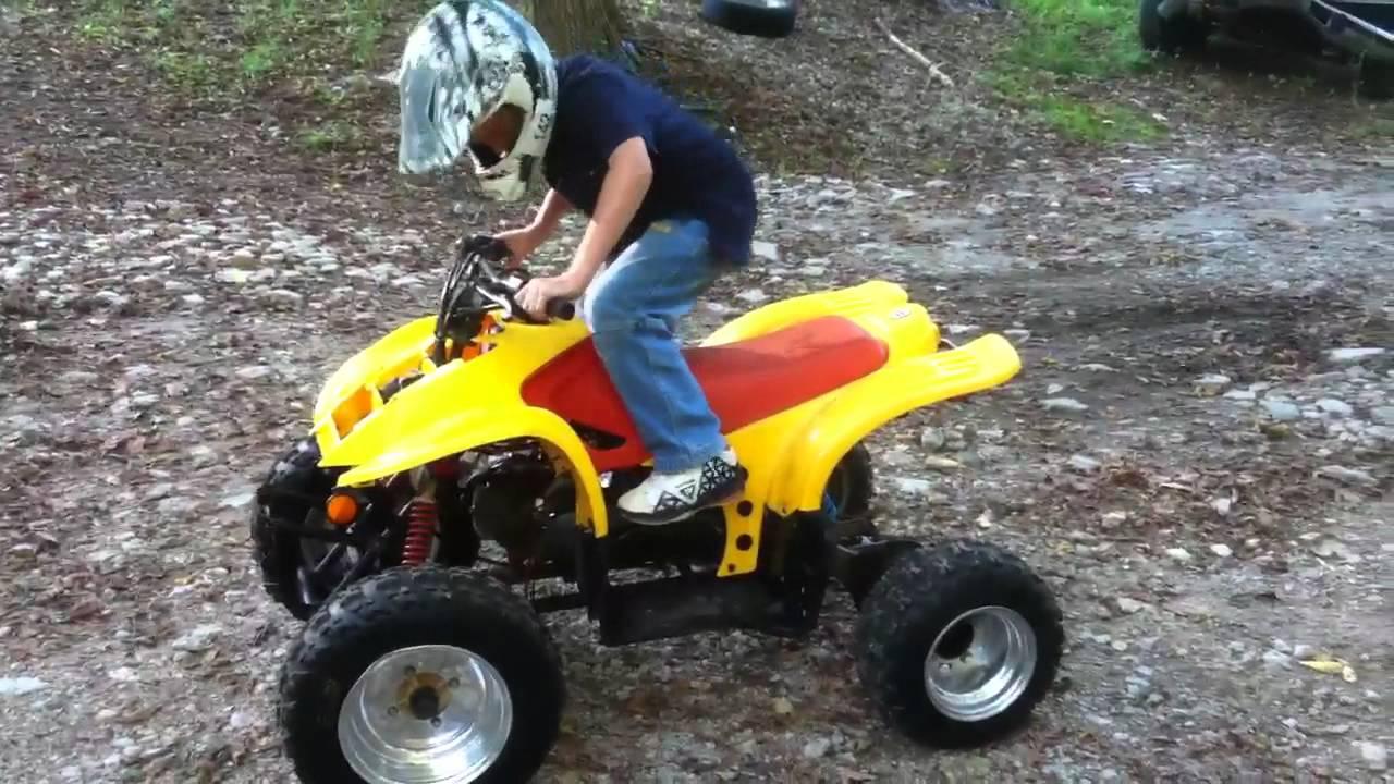 quad can am 50