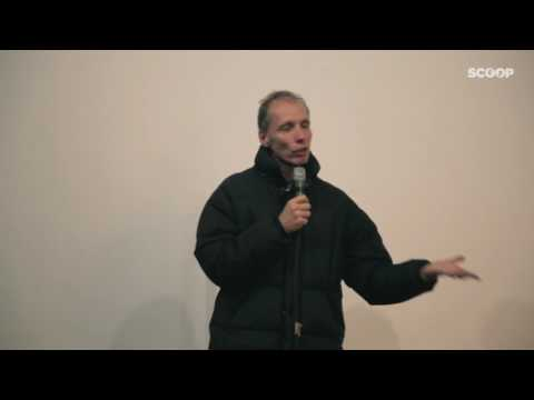 Nicky Hager @ Scoop's Opening the Election Forum - April 2017