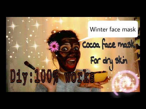 Winter face mask diy