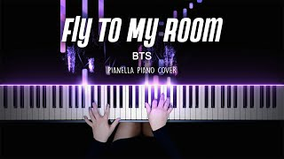 BTS (방탄소년단) - Fly To My Room | Piano Cover By Pianella Piano
