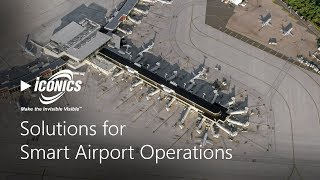 Solutions for Smart Airport Operations