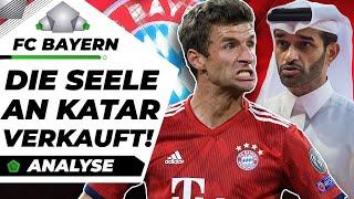 FC Bayern und Katar: Geld statt Moral! |Analyse