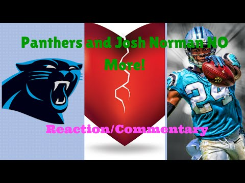 Carolina Panthers Recind Franchise Tag From Josh Norman (Predicting Free Agent Destinations)