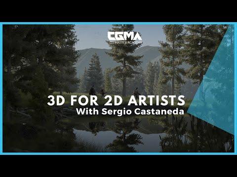 CGMA | 3D