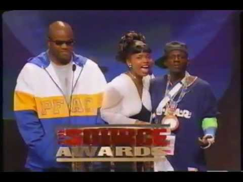 The 1995 Source Hip-Hop Music Awards (Part 2) [RARE VIDEO]