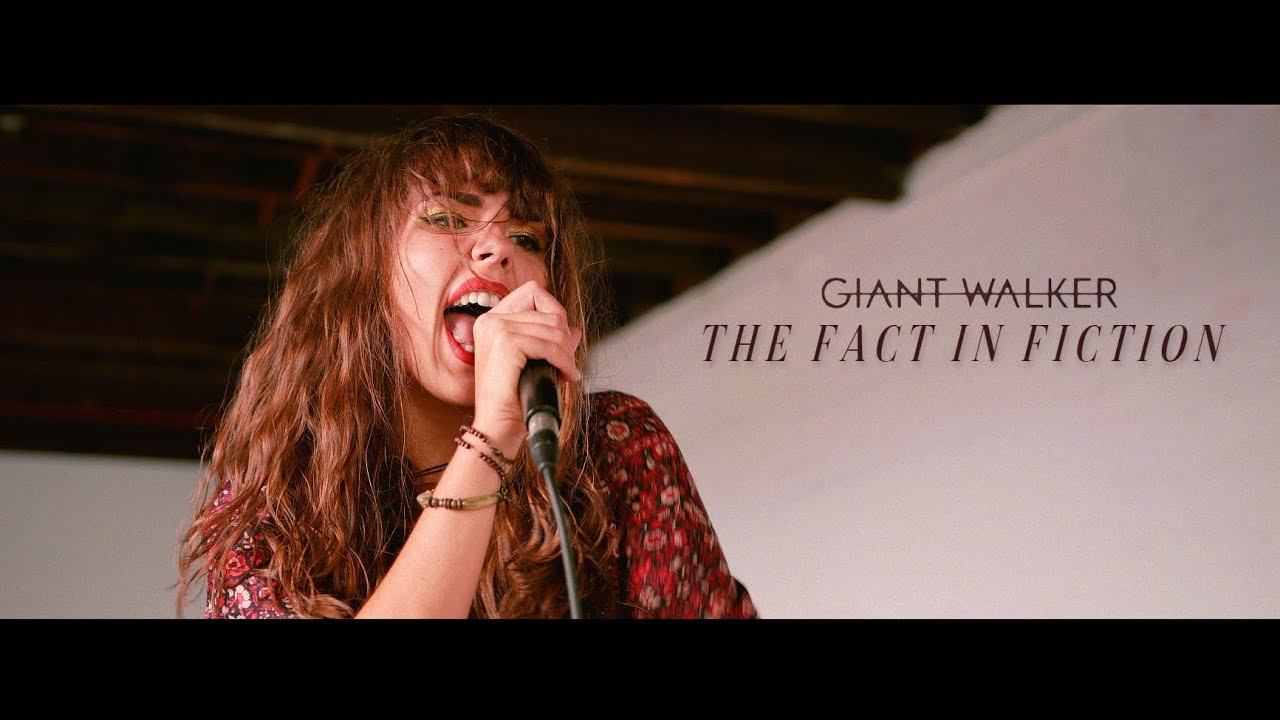Music of the Day: Giant Walker - The Fact in Fiction