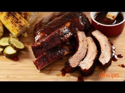 How to Make Kansas City BBQ Ribs | BBQ Recipes | Allrecipes.com