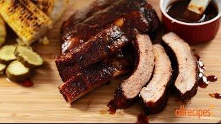 How to Make Kansas City BBQ Ribs   BBQ Recipes   Allrecipes.com