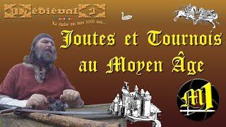 Joutes et Tournois au Moyen Âge