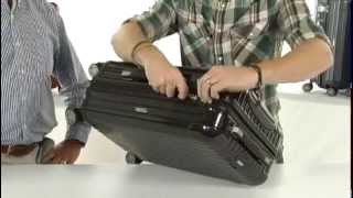 Rimowa Salsa Deluxe - Cabin Multiwheel® IATA Black - Robecart.com Free Shipping BOTH Ways