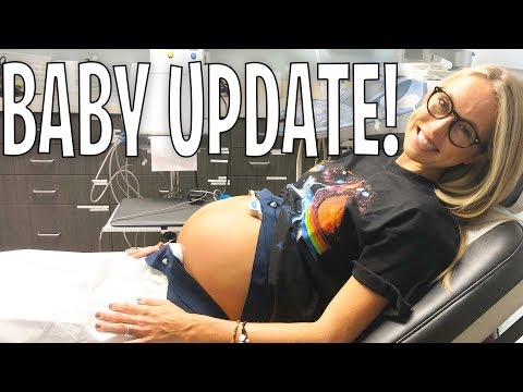 AT OUR BABY'S DUE DATE