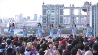 こぶしファクトリー「チョット愚直に!猪突猛進」[Kobushi Factory (Chotto Guchoku ni! Chototsumoushin)] - Tokyo Idol Festival
