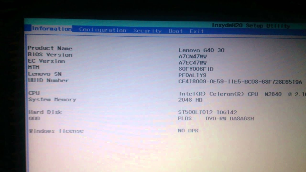 Lan driver for windows 7 (32-bit) - lenovo g40-30 g50-30
