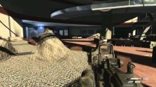 COD Ghosts-День Федерации. Пробный забег
