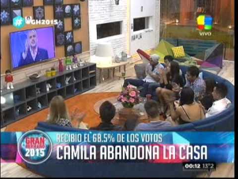 Camila, la segunda participante eliminada de La Casa