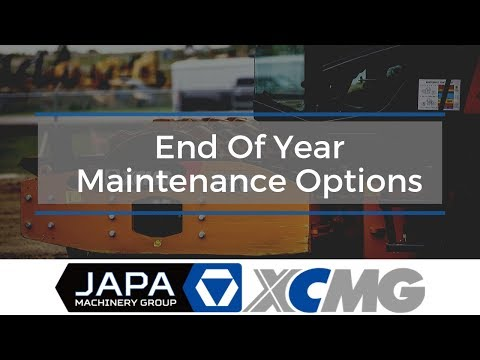 JAPA's End Of The Year Maintenance |  Heavy Equipment Service In Edmonton, Alberta | 780-962-5272