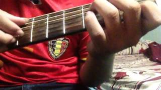 Hướng dẫn guitar solo Fingerstyle Đồng Thoại (Tong Hua) by SMR Pcuối