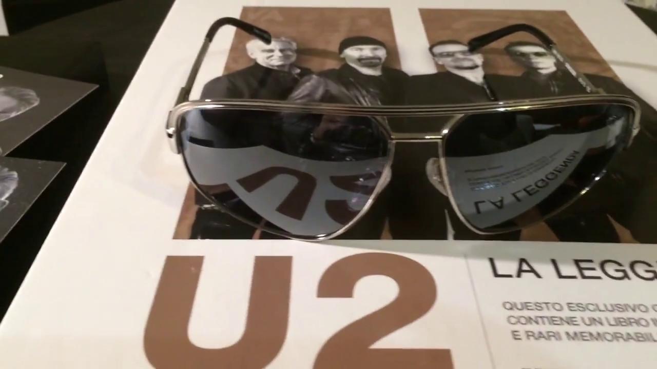 10e7dd4900 Revo Vision Over Visibility Bono signature sunglasses stargazer unboxing  (xmas 2015)