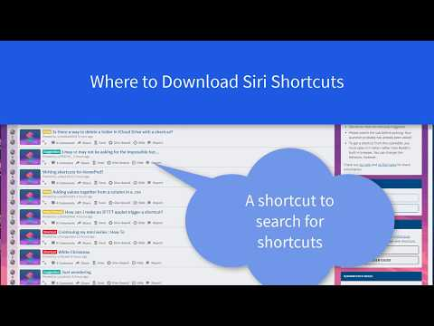 How to Get Started with Siri Shortcuts Fast