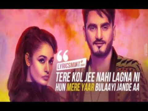 Mere Yaar (Full Song) Kulwinder Billa feat. Yuvika Choudhary -White Hill Music - Latest Punjabi Song