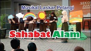 Sahabat Alam - Musikal Laskar Pelangi - SD Juara Bandung