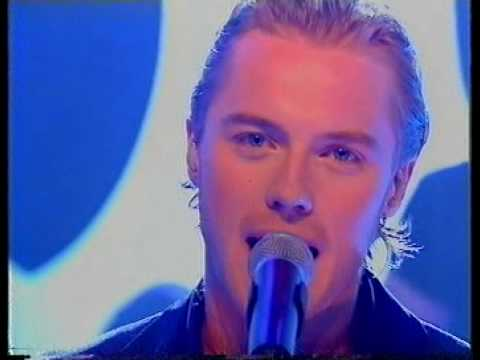 Boyzone - All That I Need on TOTP