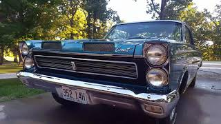 My Restored 1965 Mercury Cyclone