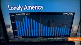 The Great American Shrinking Household