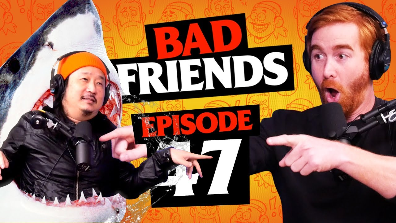 Great White Sharks Eat Fat Koreans | Ep 47 | Bad Friends