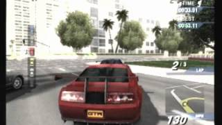 Ford Street Racing XR Edition Ps2