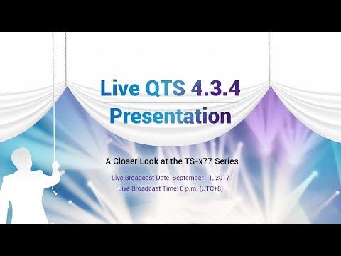 A Closer Look at QNAP TS-x77 Series (11 Sep. 2017)