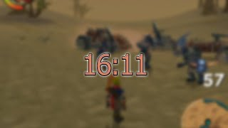 Jak 3 - Any% Speedrun in 16:11 [WR]