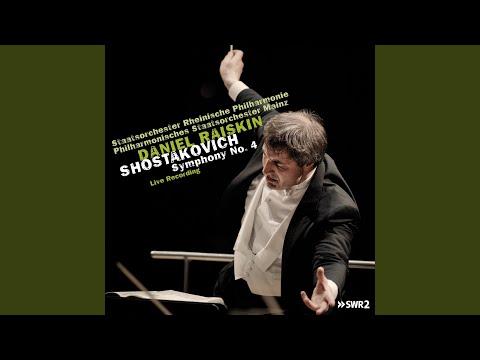 Symphony No. 4 In C Minor, Op. 43: II. Moderato Con Moto (Live)