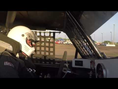 Nick Brady Heat Race - GoPro