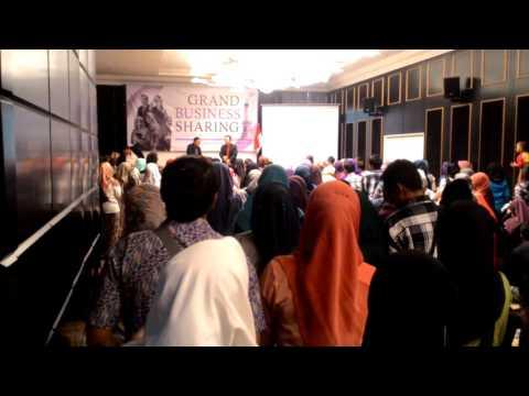 Grand Business Sharing Yogyakarta Tgl 2 Oktober 2016