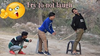 MUST WATCH NEW FUNNY 😂😂😂😂COMEDY VIDEO 2019 FULL ENTRAINMENT VIDEO