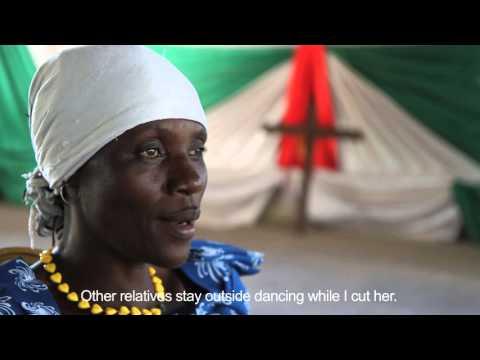 Christina Marwa: Being an ngariba made me a lot of money