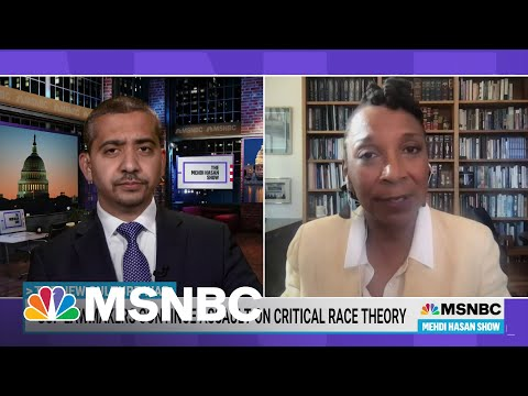 The Truth About 'Race Theory': Co-Founder Breaks Down GOP Gaslighting
