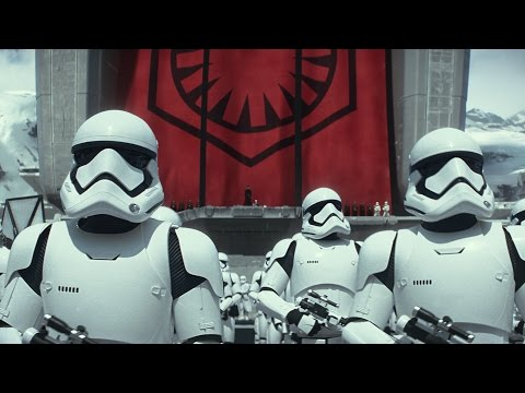Star Wars: The Force Awakens Official Teaser #2