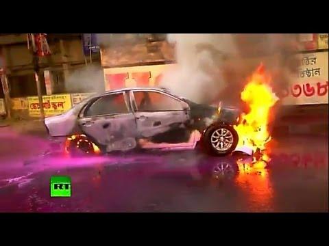 Столкновения в Бангладеш: 60 пострадавших