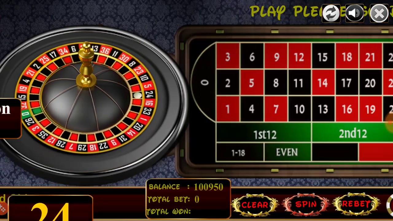 Trick To Win Roulette In Casino