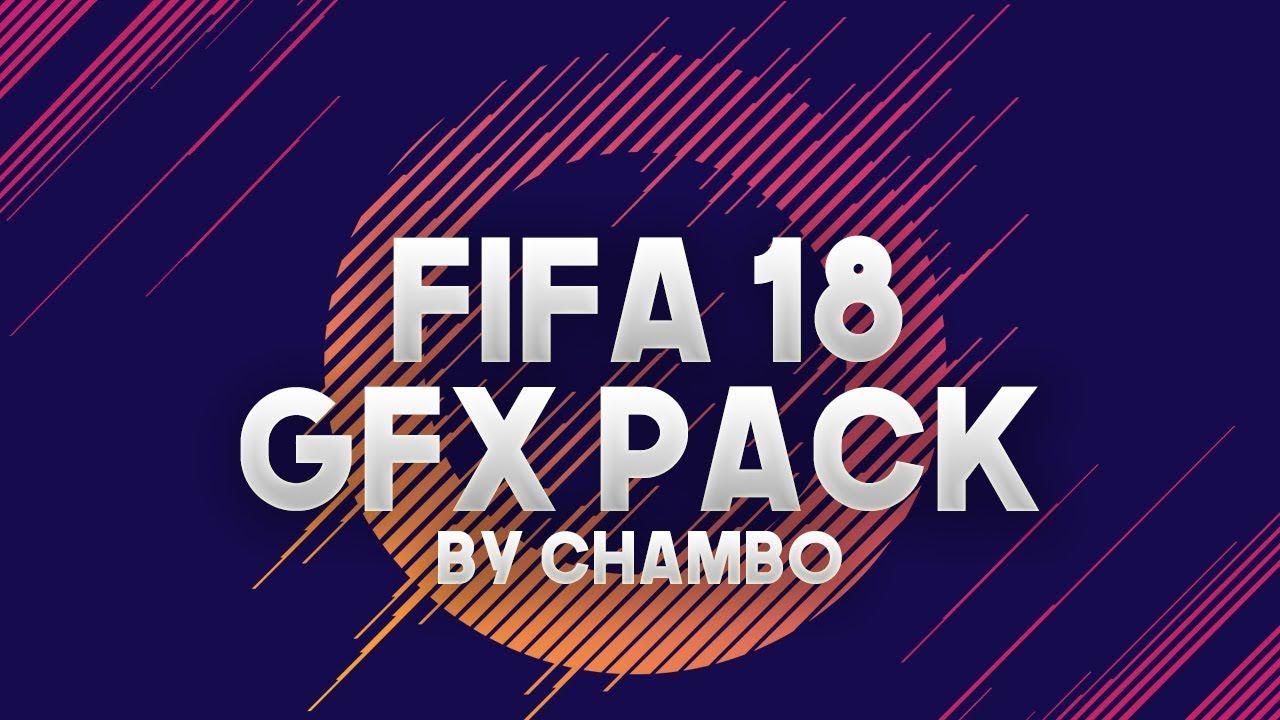 Fifa  Gfx Pack Photoshop Cs