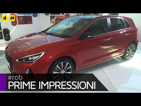 Nuova Hyundai i30 | Prime Impressioni [ENGLISH SUB]