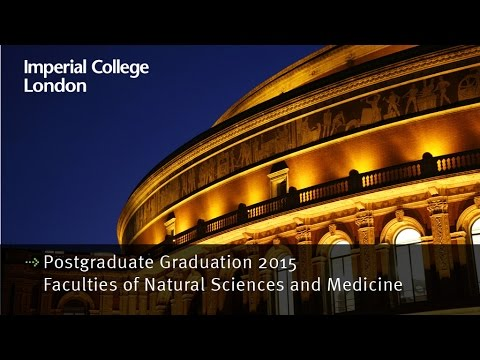 Postgraduate Graduation 2015: Faculties of Natural Sciences and Medicine