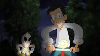Развивающий мультфильм Новаторы - Зажигательные гонки (2 сезон 14 серия)