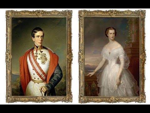 A visszautasíthatatlan házassági ajánlat - Ferenc József császár és Erzsébet bajor hercegnő