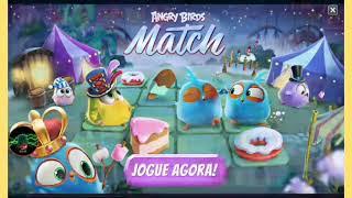 Angry Birds Friends - ☁Torneio dos Anjos☁
