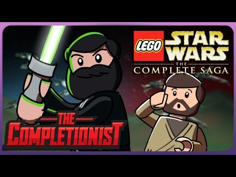 Lego Star Wars: The Complete Saga | The Completionist