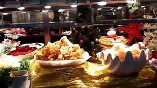 Mandarin buffet Dec 23, 2015